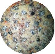 Pizza Tarentella de la Pizzéria la Tour de Pizz
