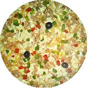 pizza thon de la pizzéria La Tour de Pizz à Bourg les Valence
