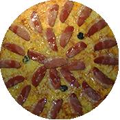 Pizza landaise de la Tour de Pizz à Bourg les Valence