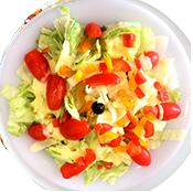 Salade Classique de la Tour de Pizz à Bourg les Valence