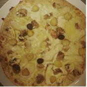 Pizza gourmande de la pizzeria La Tour de Mise à Bourg-lès-Valence