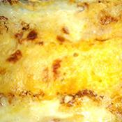 Tartiflette en gratin de la Pizzeria La Tour de Pizz à Bourg les Valence