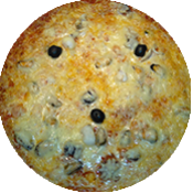 Pizza Fruits de Mer de la Pizzéria La Tour de Pizz à Bourg les Valence