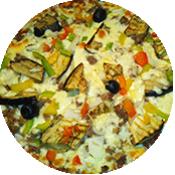 Pizza Provençale de la Tour de Pizz à Bourg les Valence
