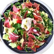 Salade Italienne de la Tour de Pizz à Bourg les Valence