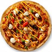 Pizza personnalisée
